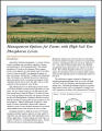 Management Options for Farms with High Soil Test Phosphorus Levels