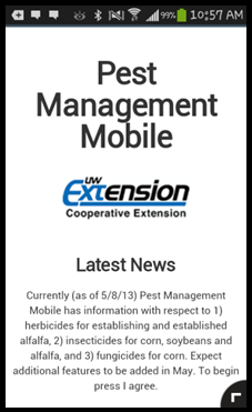 Pest Management Mobile 1
